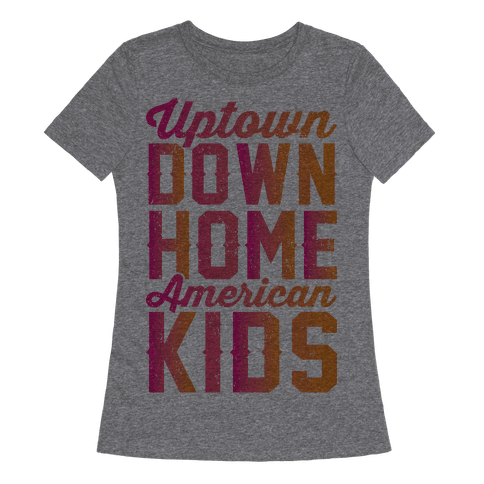 Uptown Downhome American Kids