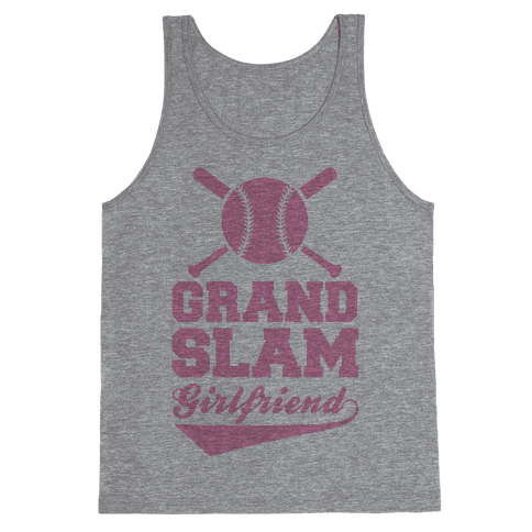 Grand Slam Girlfriend Tank Top