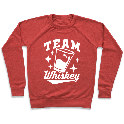 Team Whiskey Pullover