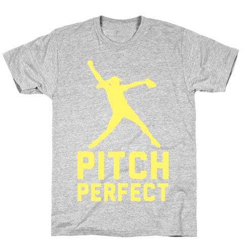 Softball Pitch Perfect T-Shirt