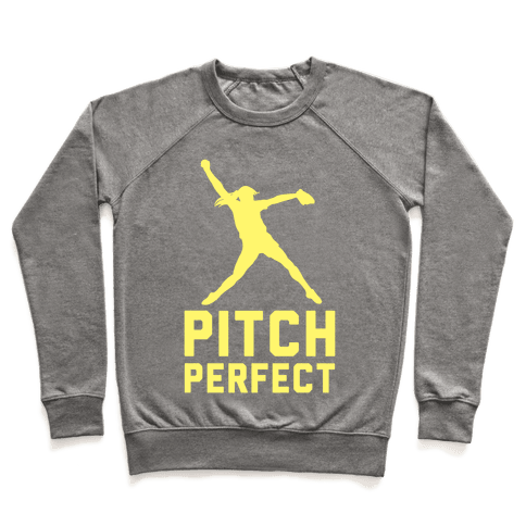 Softball Pitch Perfect Pullover