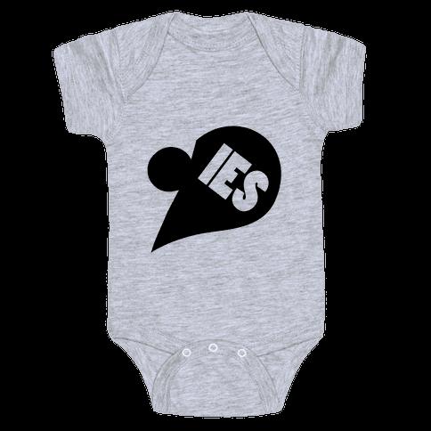 Besties Pt. 2 Baby Onesy