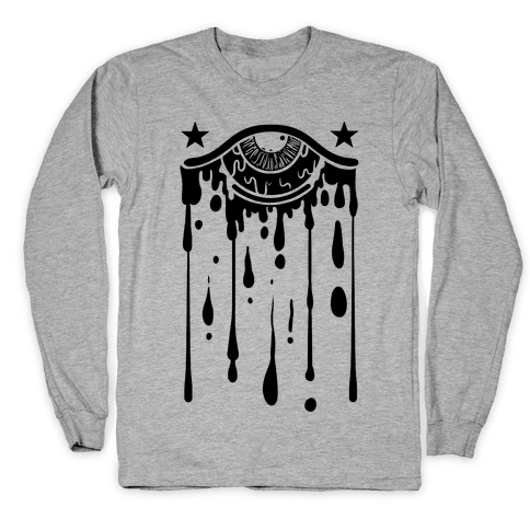Eye Drip Long Sleeve T-Shirt