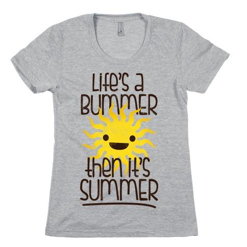 Summer Womens T-Shirt
