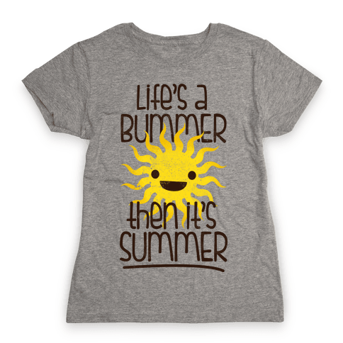 Summer Womens T-Shirt