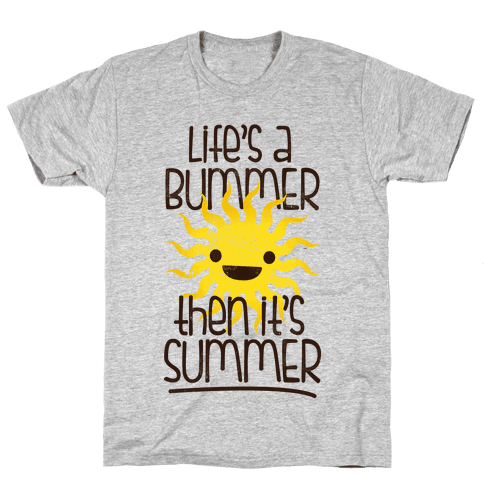 Summer Mens T-Shirt