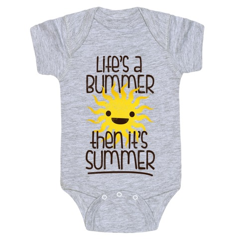 Summer Baby Onesy