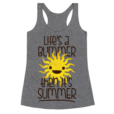 Summer Racerback Tank Top