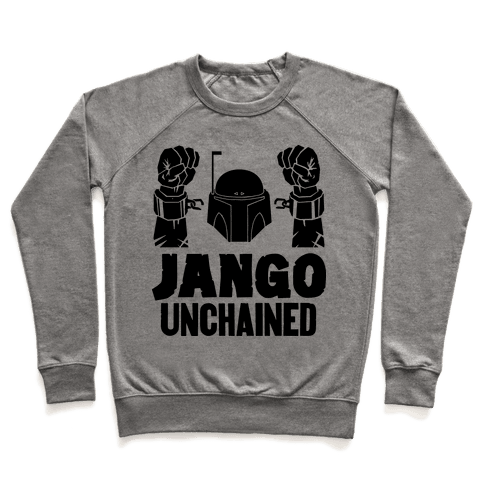 Jango Unchained Pullover