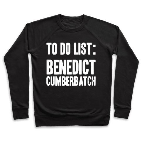To Do List Benedict Pullover