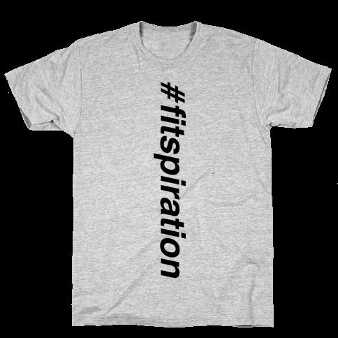 #fitspiration Mens T-Shirt
