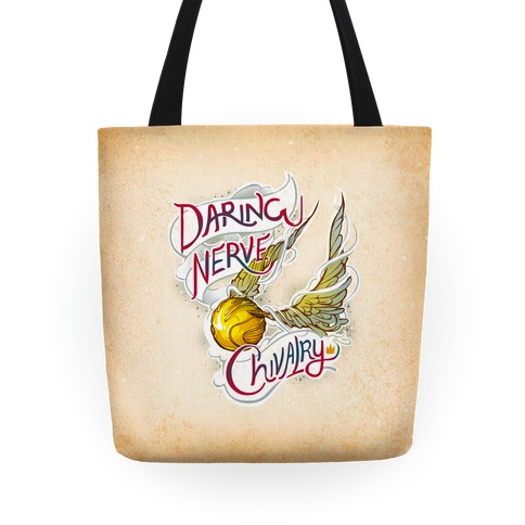 Golden Snitch Tote Tote