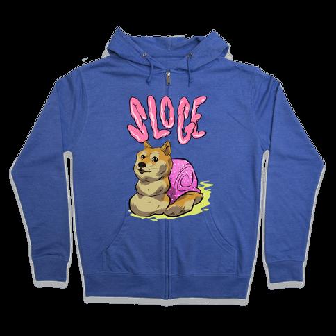 Sloge Zip Hoodie