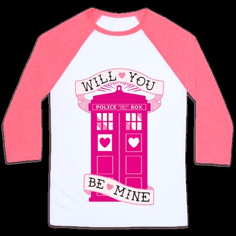 Will You Be Mine (Tardis)