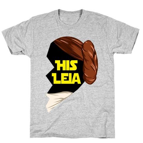 His Leia T-Shirt