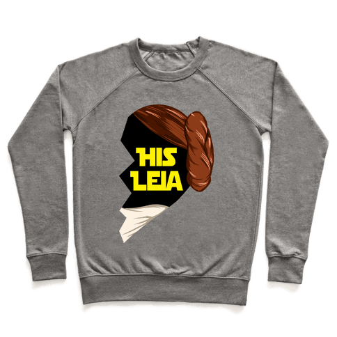 His Leia Pullover