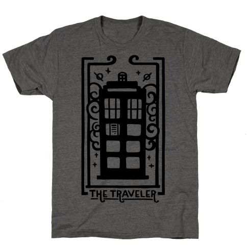 Time Traveler Tarot T-Shirt