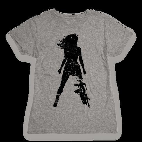 Cherry Darling Womens T-Shirt