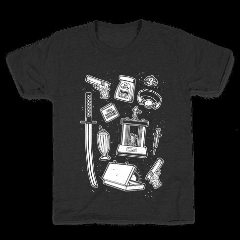 Cult Classic Icons Kids T-Shirt