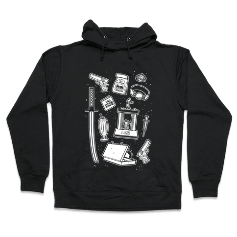 Cult Classic Icons Hooded Sweatshirt