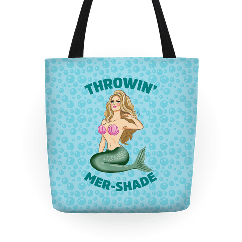 Throwin' Mer-Shade Tote