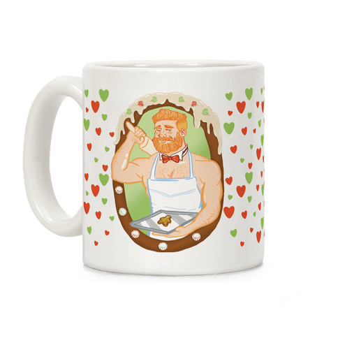 The Ginger Bread Man Coffee Mug