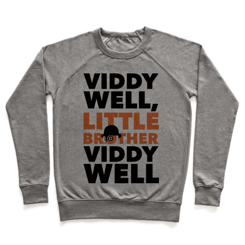 Viddy Well, Little Brother Viddy Well (Clockwork Orange)