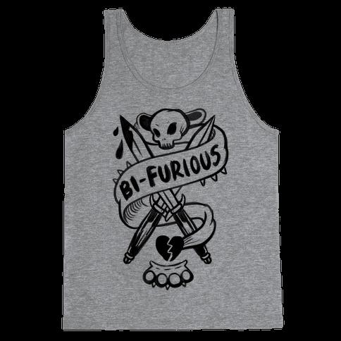 Bi-Furious Tank Top