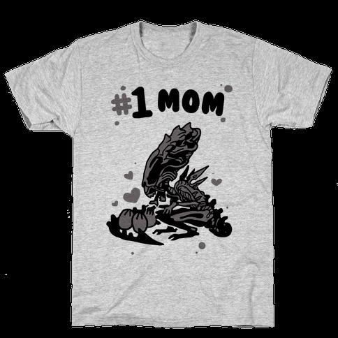 Alien Queen #1 Mom Mens/Unisex T-Shirt