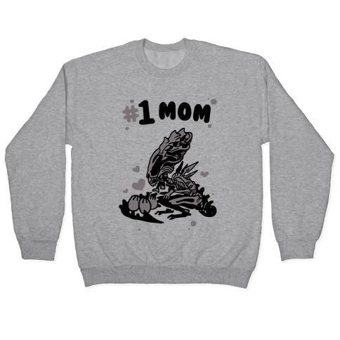Alien Queen #1 Mom Pullover