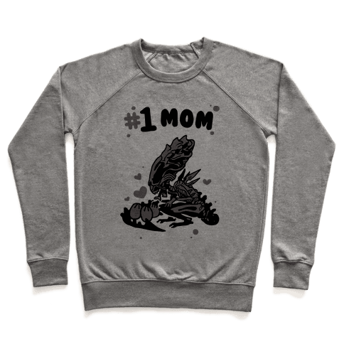 Alien Queen #1 Mom Pullover