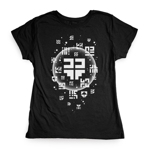 The Traveler (Journey) Womens T-Shirt
