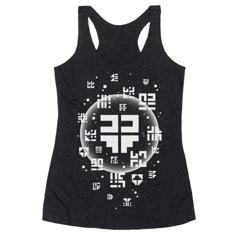 The Traveler (Journey) Racerback Tank Top