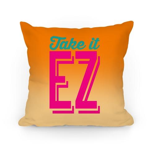 Take It EZ Pillow
