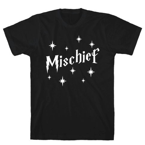 Mischief (Part 1) Mens T-Shirt