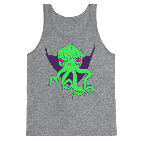 Mindflayer Tank Top