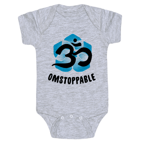 Omstoppable Baby Onesy