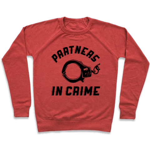 Partners in Crime Pullover