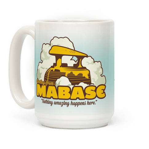 Greetings From Mabase