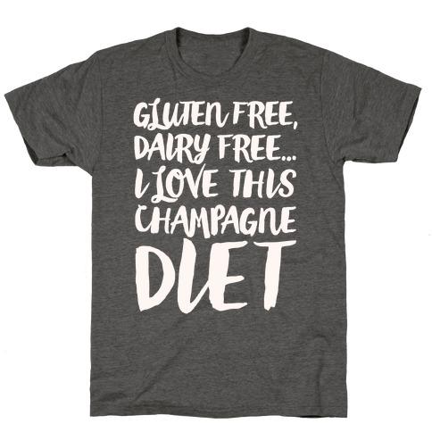 Champagne Diet T-Shirt