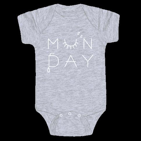 Monday! Baby Onesy