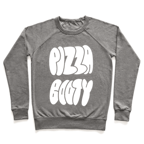 Pizza Booty Pullover