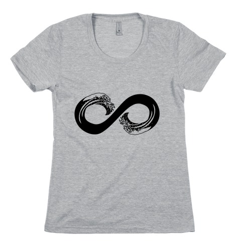 Ocean Infinity Womens T-Shirt