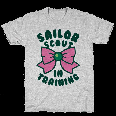 Sailor Scout In Training (Jupiter) Mens T-Shirt