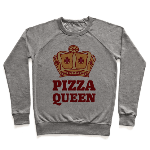 Pizza Queen Pullover