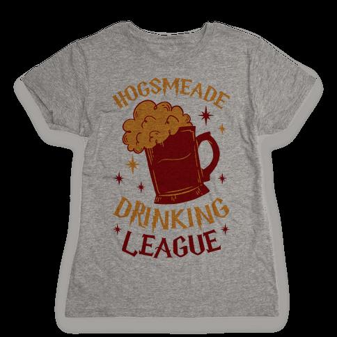 Hogsmeade Drinking League Womens T-Shirt