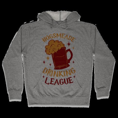Hogsmeade Drinking League Hooded Sweatshirt