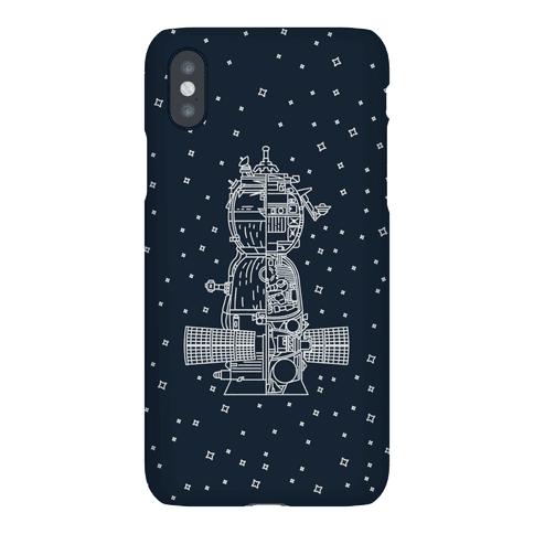 Soyuz-TMA Cross Section