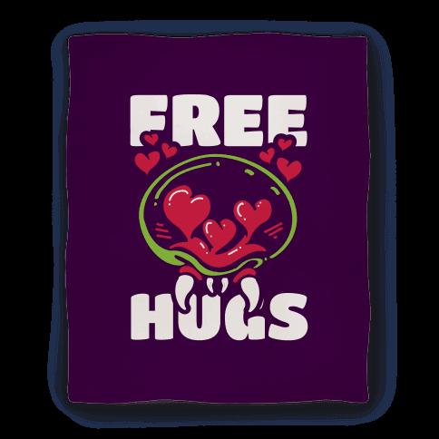 Free Hugs Blanket Blanket