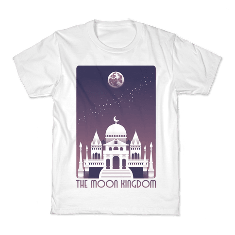 The Moon Kingdom Kids T-Shirt